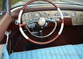 1956 Packard front seat view